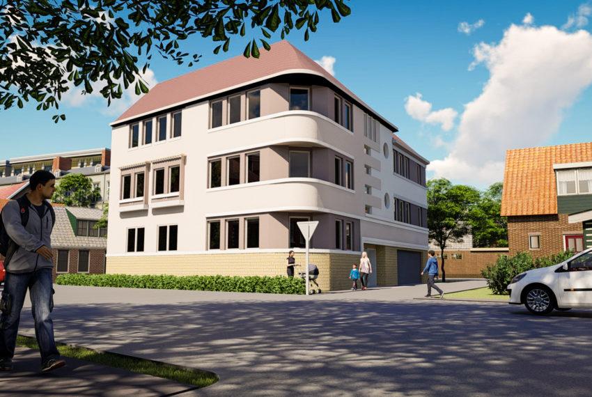 Kecskemét, Margit utca új építésű társasház, lakás