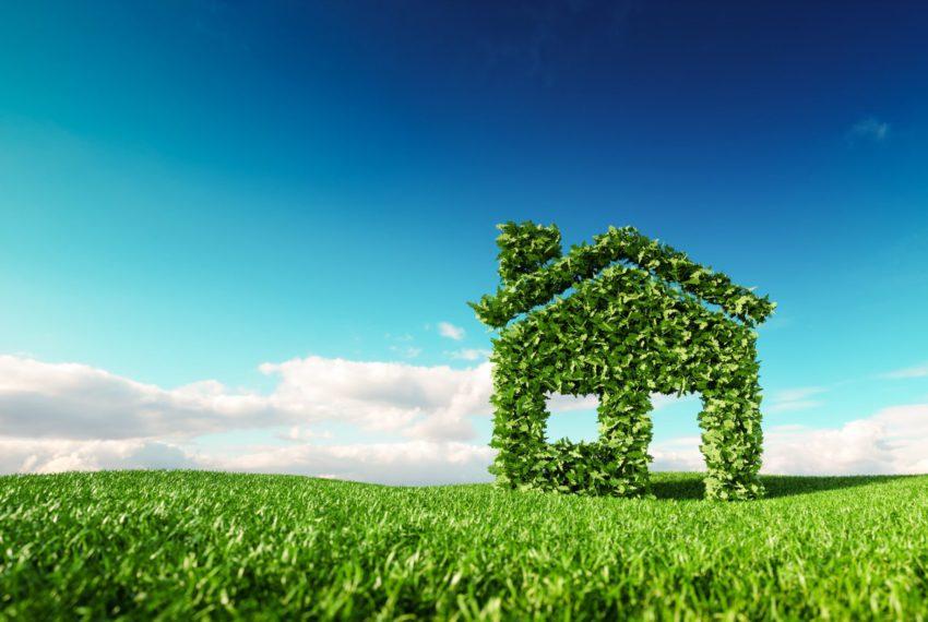 környezettudatos építkezés