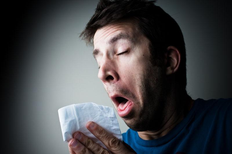 allergia a penész miatt