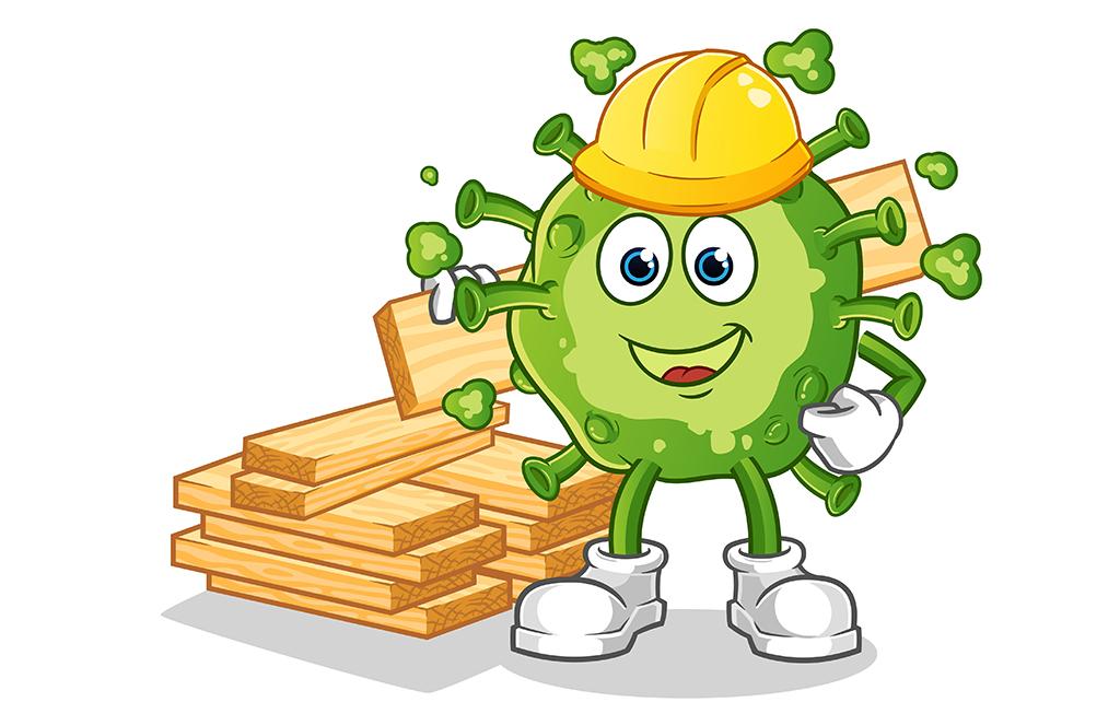 COVID 19 hatása az építőiparra