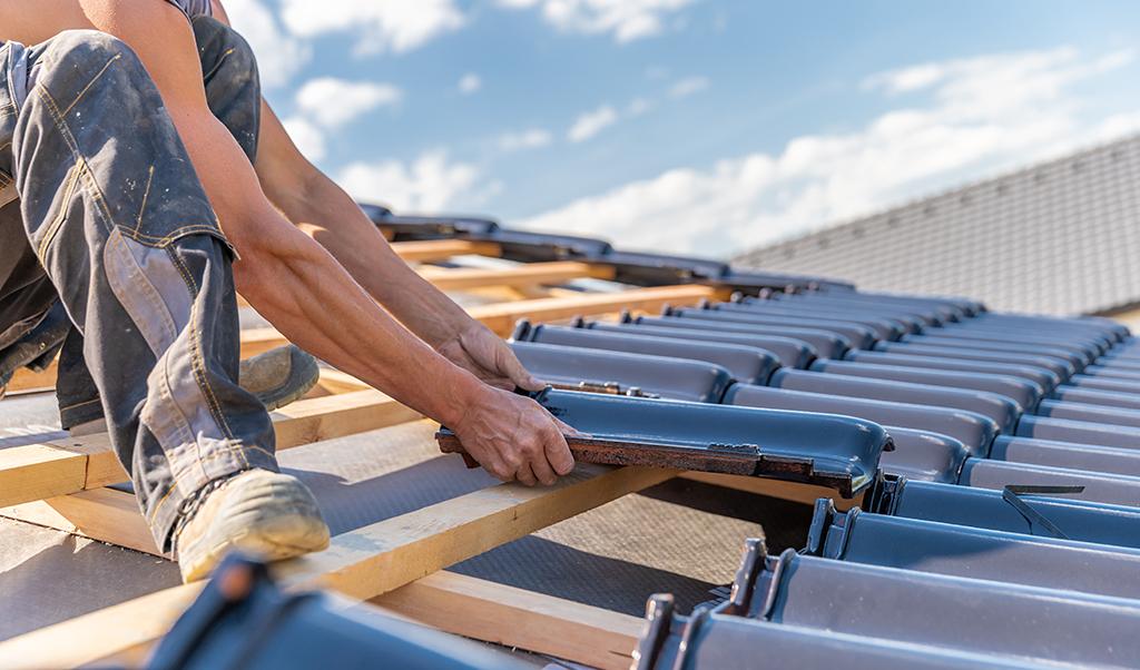 lakásfelújítás Kecskemét - tető csere