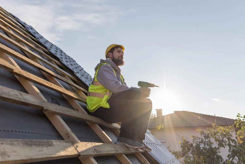 tető építés