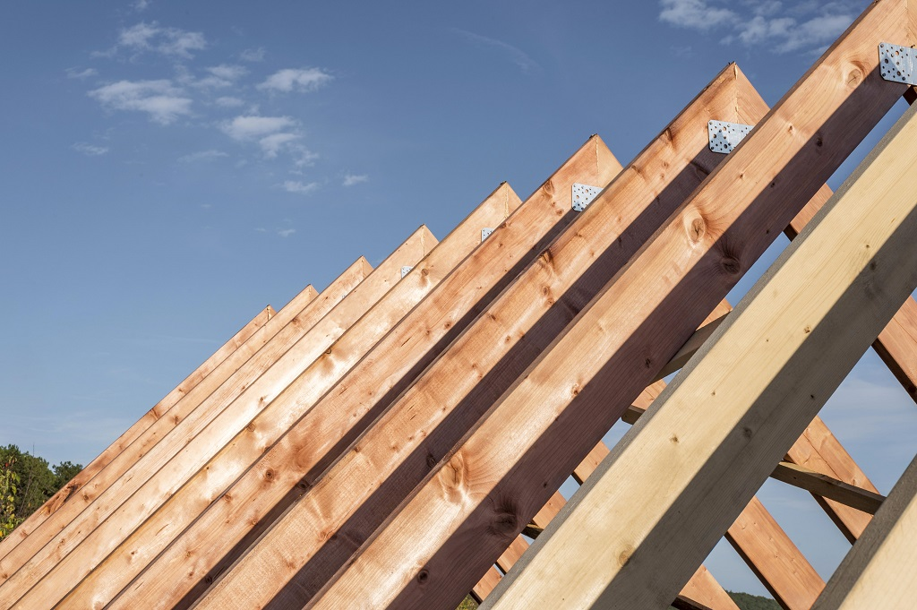 ácsolt tető